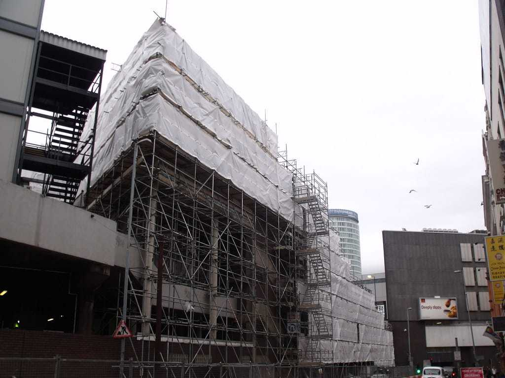 Scaffolding design hire in the Birmingham, West Midlands Area. RG Scaffolding-Birmingham