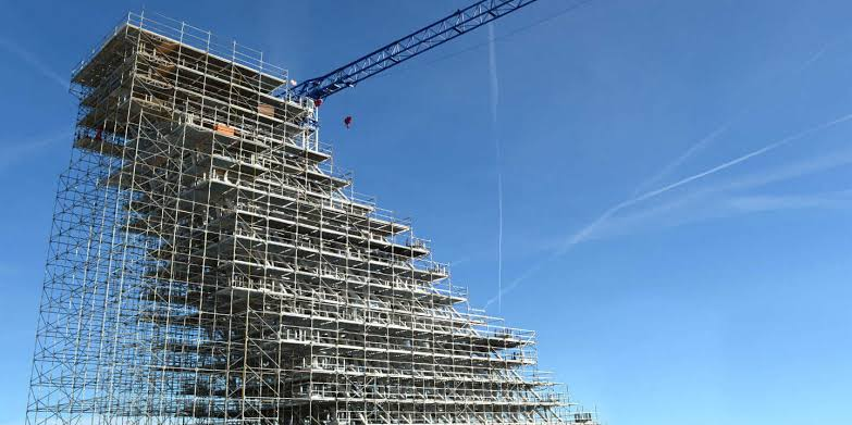 New Builds Scaffolding in Blossomfield: Scaffold Company