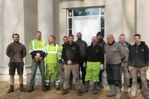 The Scaffolding Experts team at RG Scaffolding