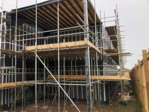 Scaffolding Specialists in Jungle at Birmingham site