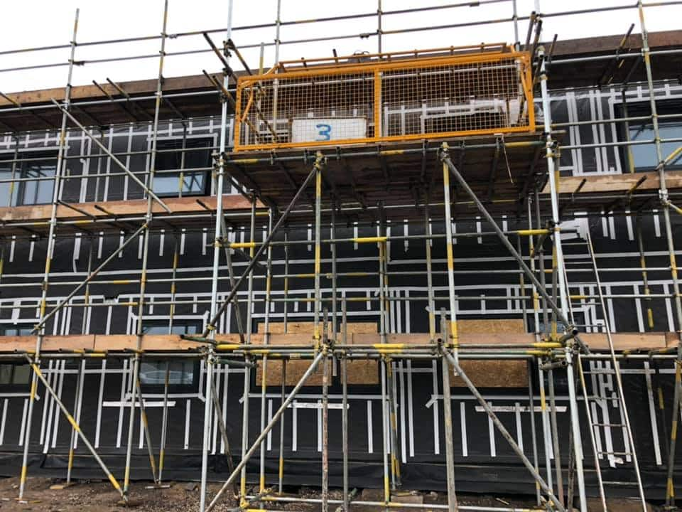 Scaffolding and Solihull College - Questions about Hire Scaffold