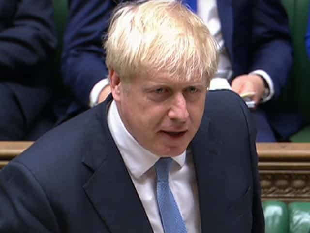 Boris Johnson sets out a Full UK Lockdown, putting scaffolding and construction jobs in uncertainty.