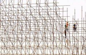 Why do we use scaffolding?