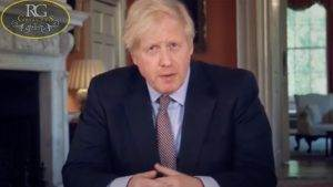 Boris Johnson urges Construction workers to go back to work