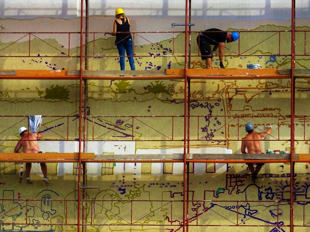 How to get a good scaffolding £100K Funding Boost quote