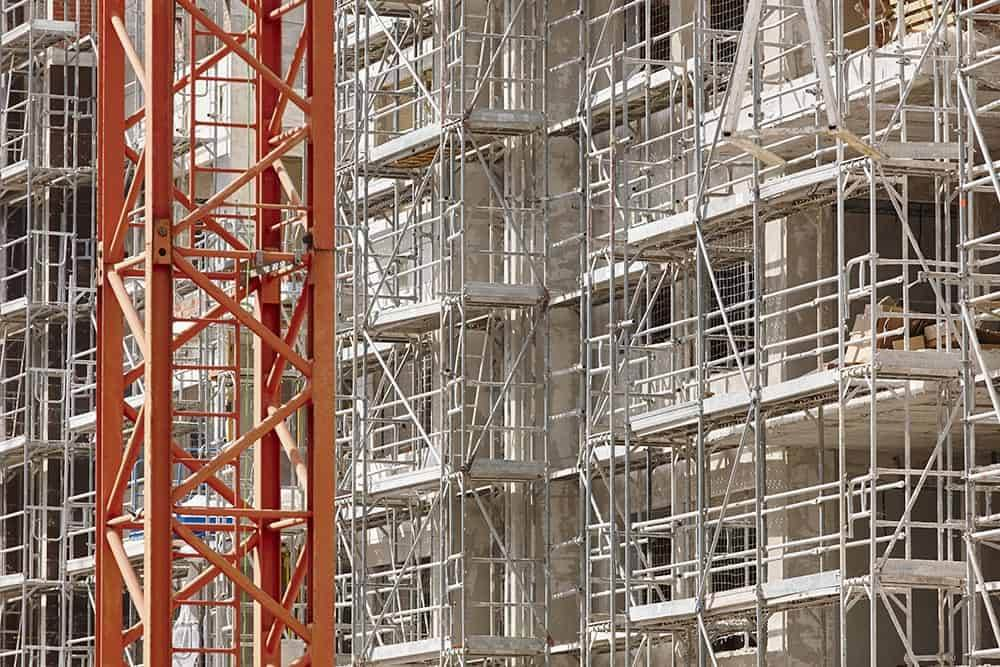 £100K Funding Boost for Scaffold Industry