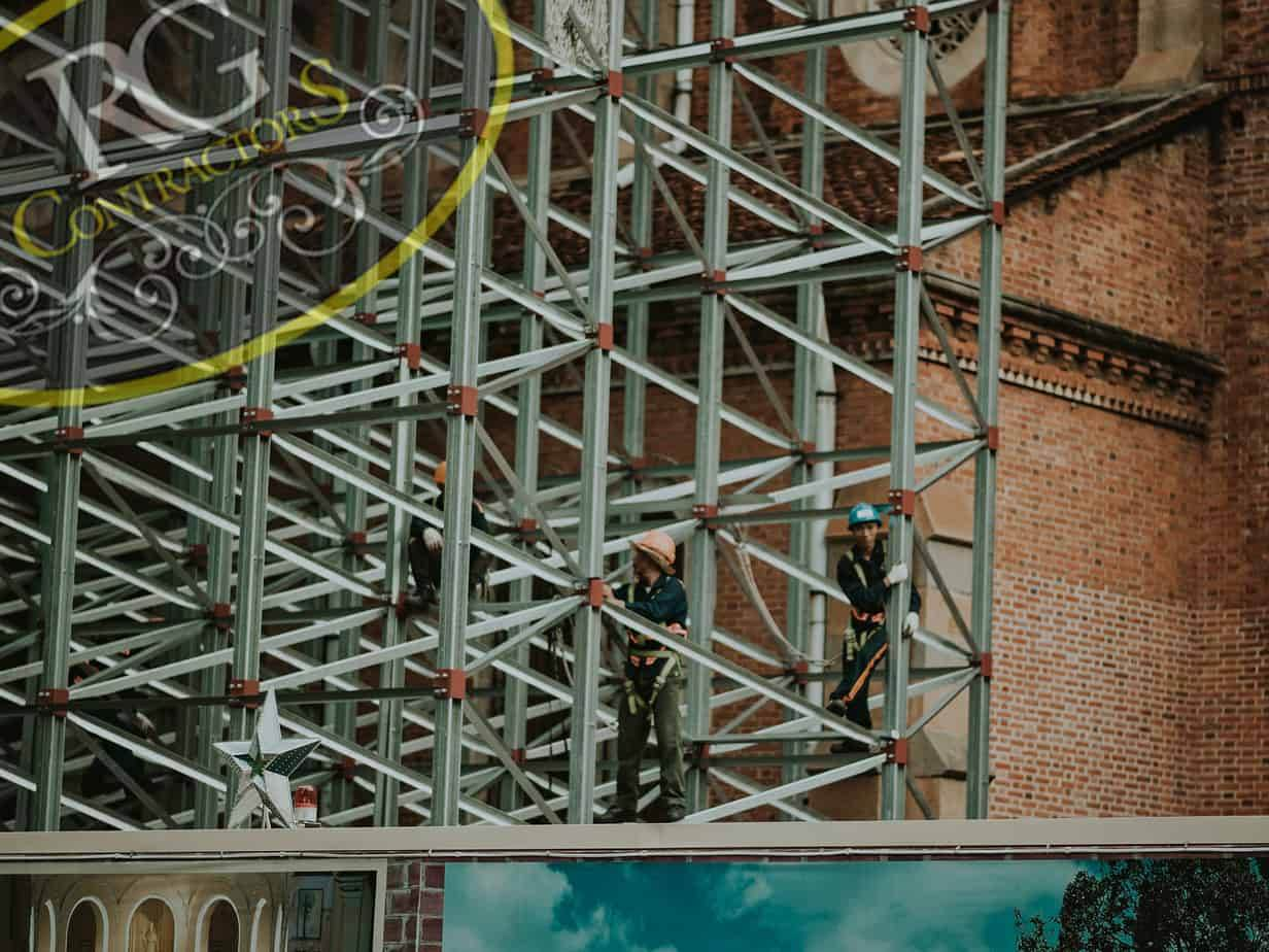 Progressing your Scaffolding Career in 2021