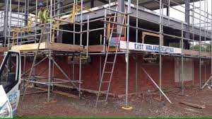 RG Scaffolding in East Midlands