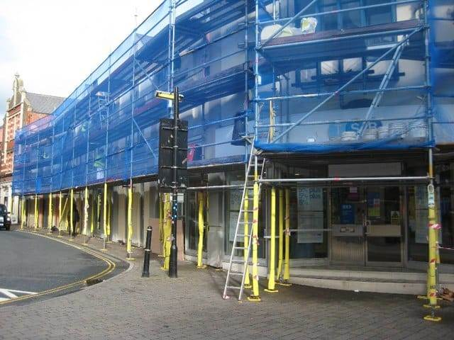 RG Scaffolding in Worcestershire