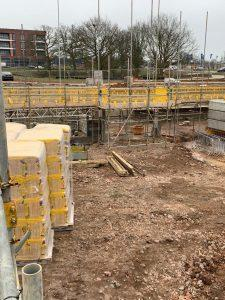 mega new care home development in Soilhull - Can I build scaffolding without a Licence?