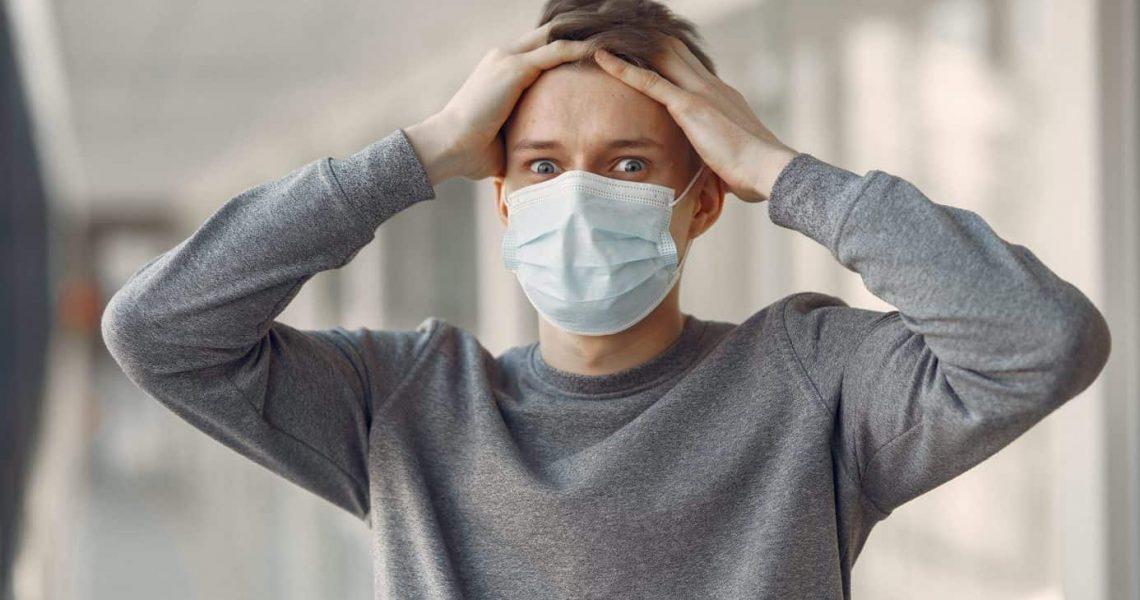 Safety Alert over Face-Masks